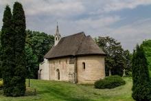 Nagylózs, Árpád-kori templom