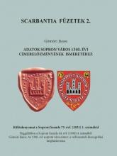 A SCARBANTIA FÜZETEK 2. szám címlapja.